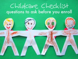 questions to ask prospective childcare providers