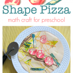 Shape Pizza Craft