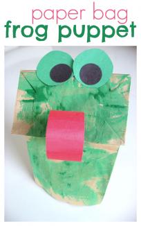 frog craft
