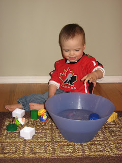 Splish Splash ! Let's learn about water!