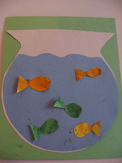 G is for Goldfish!