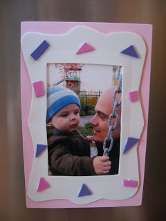 Mother's Day Frame Craft
