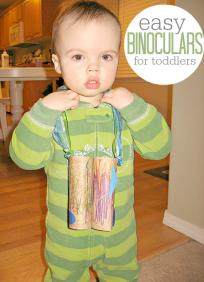 binoculars craft for toddlers