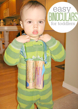 Shape Safari Activity For Preschoolers