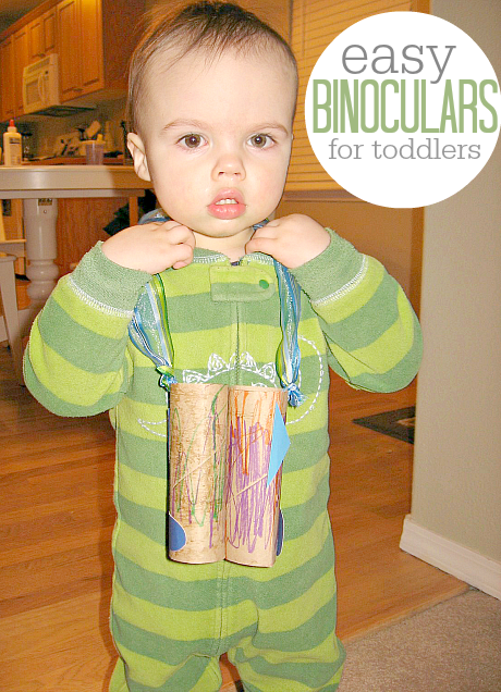 binoculars craft for toddlers