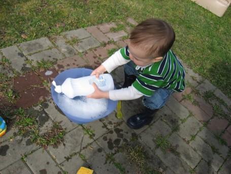 backyard car wash soap