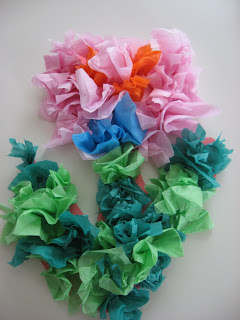 Tissue Paper Art For Kids Of All Ages