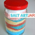 Salt Art For Kids