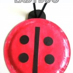Lady Bug Craft