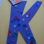 Letter of the week ! K k !