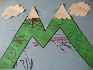 Mountain M !
