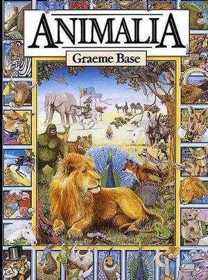animalia by Greame Base