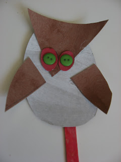 You're A Hoot – Owl Puppet for Fall!