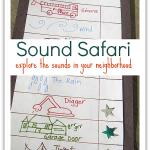 Five Senses: Sound Safari