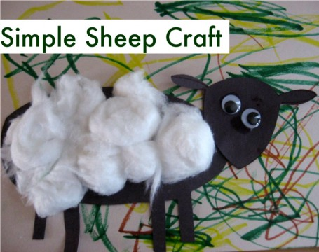 farm animal activity for preschool
