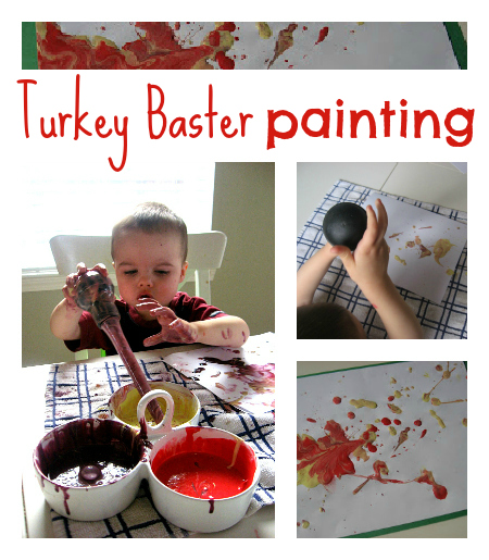 Thanksgiving arts and crafts for toddlers