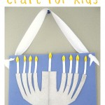 Hanukkah Craft For Kids