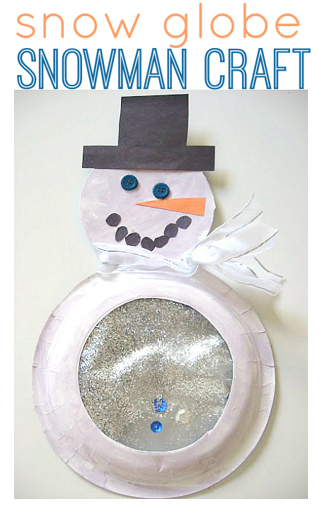 Winter crafts and activities for preschoolers no time for Winter crafts for preschoolers