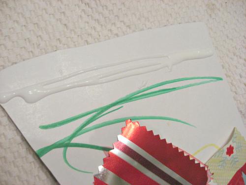 stocking glue