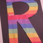 Letter Of The Week ! R r !