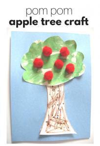 apple tree craft