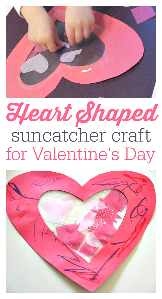 Toddler valentine 39 s day craft for Valentines day toddler crafts