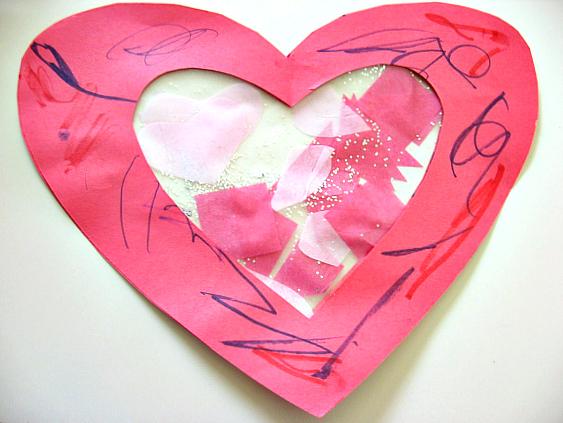 toddler valentine's day craft, Ideas