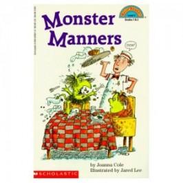 Monster Books Round Up