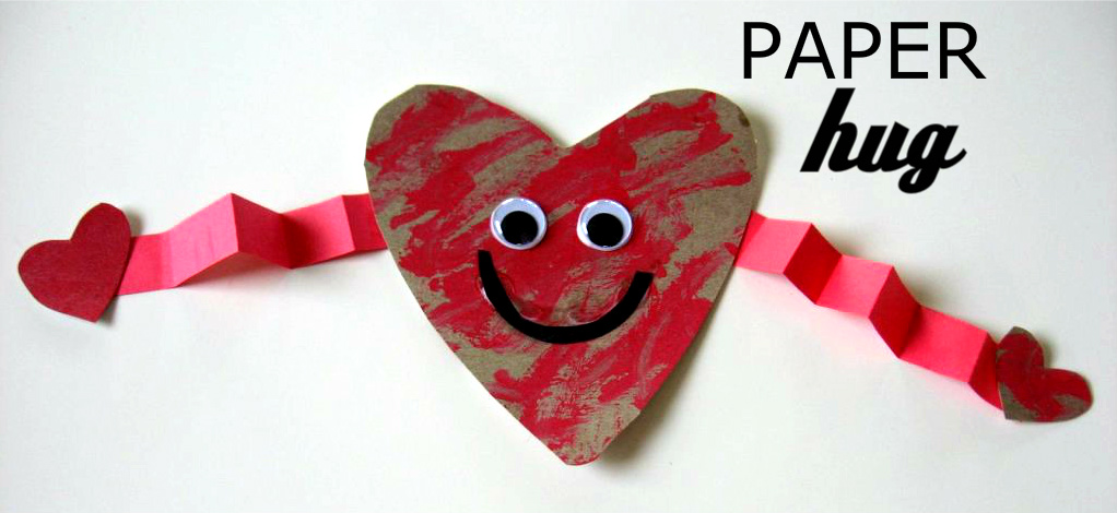 Valentine Kid Craft Ideas Part - 17: Craft For Valentineu0027s Day