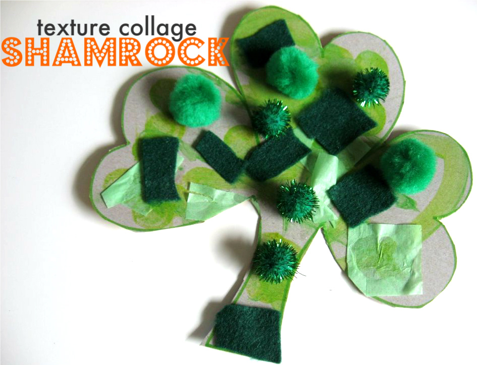 Toddler Friendly Shamrock Craft No Time For Flash Cards