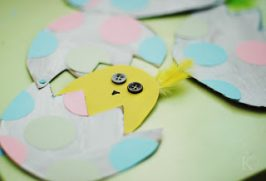 Peek-a-Boo Eggs Sent In By You – Re Made By Us !