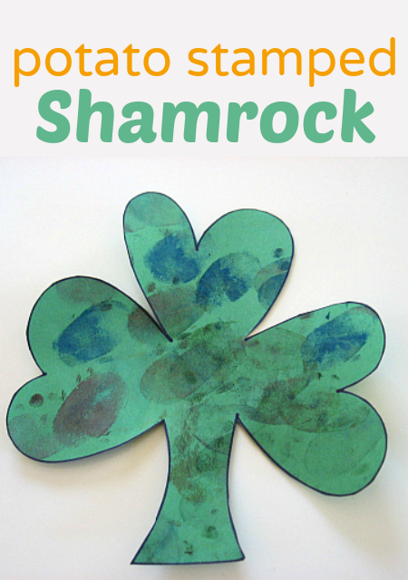 st. patrick's day craft for kids