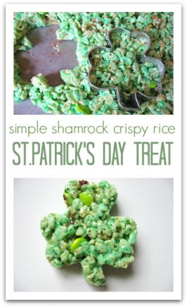 Easy St.Patrick's Day Treats