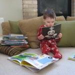 Parent's Corner Extra :Reading is Playtime !