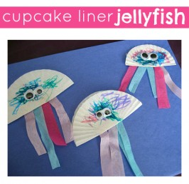 jelly fish craft