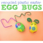 Plastic Egg Crafts & Activities