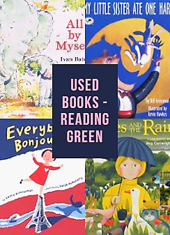 Read Green – Used Books!