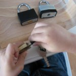 Fine Motor Friday- Lock and Key
