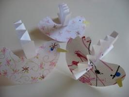 Beautiful Bird Craft