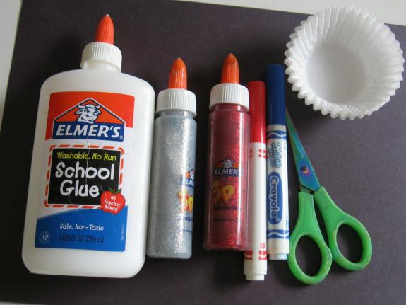 fireworks craft supplies