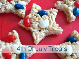 4th of July and Canada Day Treats