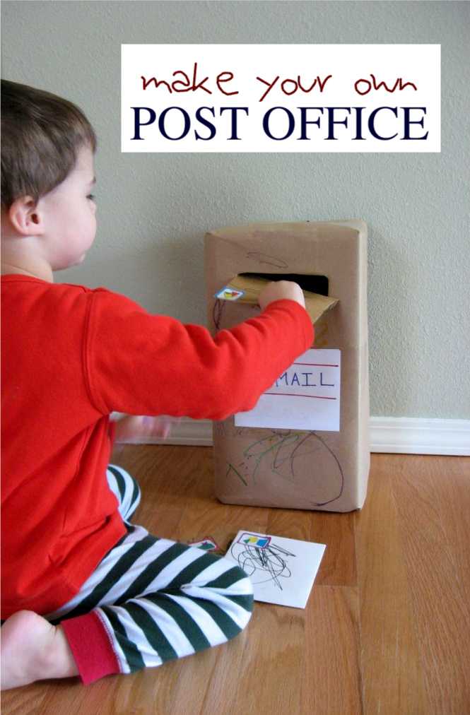 play post office no time for flash cards. Black Bedroom Furniture Sets. Home Design Ideas