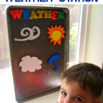 Magnetic Weather Station
