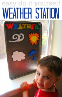 weather activity for preschool