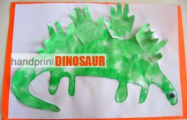 Kids Craft Favorite- Dinosaurs!