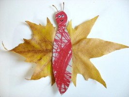 Fall Butterfly Craft