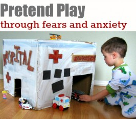 hospital craft for fear and anxiety