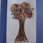 Save The Trees : Craft and Book!
