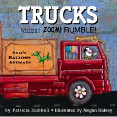 Trucks Whizz Zoom Rumble