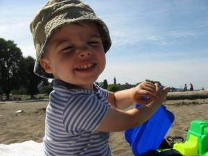 Gratuitous Picture of My Son